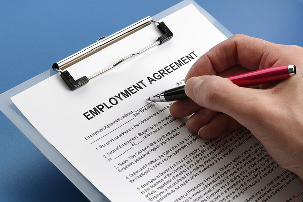 Negotiating Your First Employment Agreement Son Of A Doctor